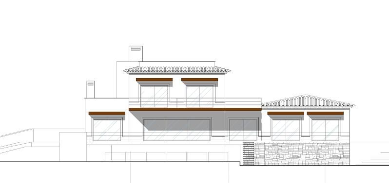 Carvoeiro Villas plans
