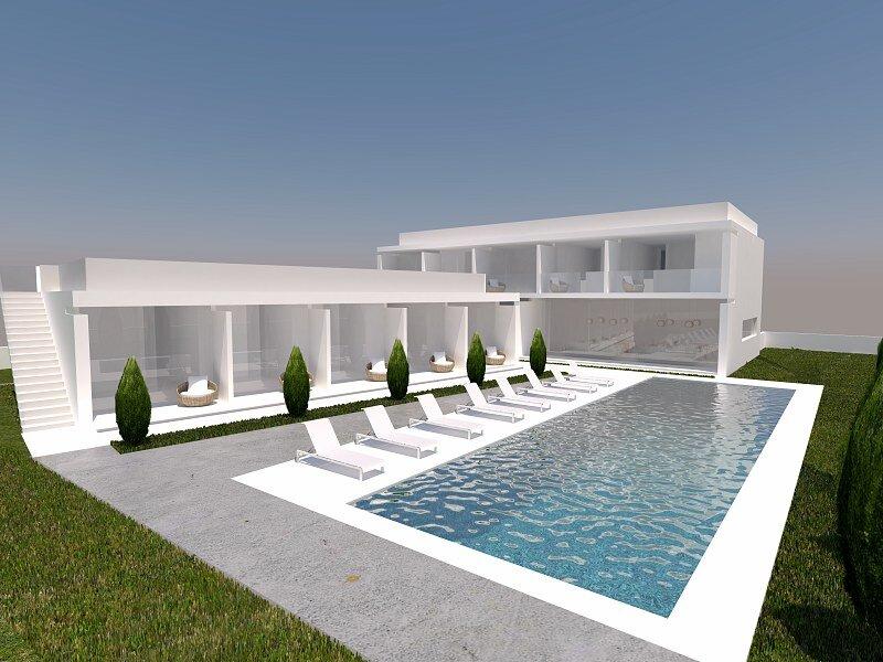 Building Carvoeiro Villa rentals
